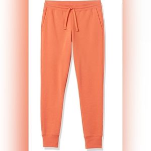Relaxed Fit French Terry Fleece Jogger Sweatpant